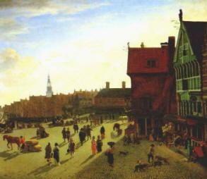 Pittura di Jan van der Heyden