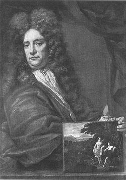 Autoritratto di Eglon van der Neer