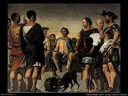 Licurgo dimostra i benefici Van Everdingen Caesar