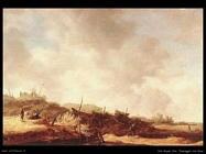 Paesaggio con dune Van Goyen Jan
