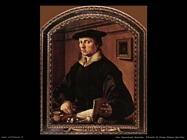 Ritratto di Pieter Bicker Gerritsz Van Heemskerck Maerten