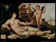 Venere e Cupido Van Heemskerck Maerten