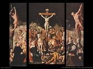 Trittico della Crocifissione Van Heemskerck Maerten