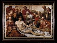 Lamentazione su Cristo morto Van Heemskerck Maerten