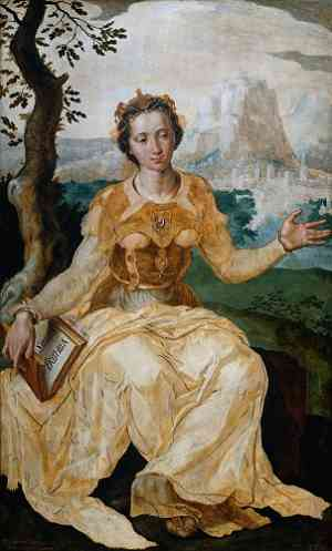 Dipinto di Maerten van Heemskerck