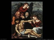Lamentazione su Cristo Van Hemessen Jan Sanders