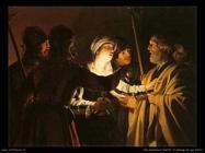 Il tradimento di Pietro Van Honthorst Gerrit