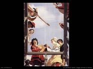 Gruppo musicale al balcone Van Honthorst Gerrit