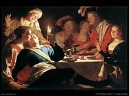 Il figliol prodigo Van Honthorst Gerrit