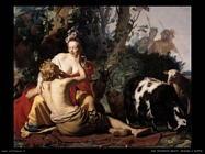 Granida e Daifilo Van Honthorst Gerrit