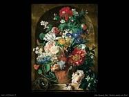 Van Huysum Jan Natura morta di fiori