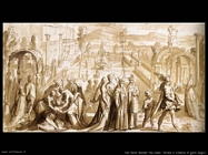 Van Karel Mander the Elder Oriana si sforza a compiere imprese di magia