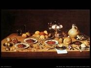 Natura Morta con frutta e fiori Van Kessel Jan