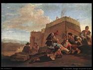 Van Laer Pieter Paesaggio con suonatori di morra
