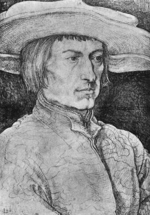 Ritratto di Van Leyden Lucas