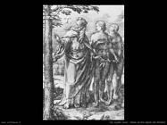 Adamo ed Eva espulsi dal paradiso Van Leyden Lucas