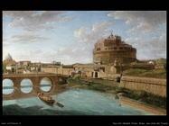 Van Lint, Hendrik Frans Roma, vista del Tevere