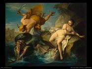 Van Loo Carle Perseo e Andromeda