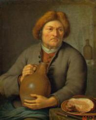 Dipinto di Van Mieris Frans the Younger