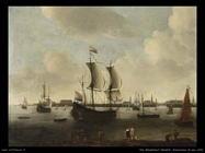 Van Minderhout, Hendrik Ampia vista di una città