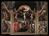 Altare del Calvario Van Orley Bernaert