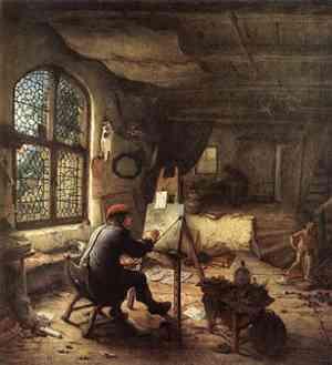 Dipinto di Adriaen van Ostade