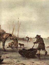 Pittura di Isaack van Ostade