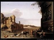 Rovine dell'antica Roma Van Poelenburgh Cornelis
