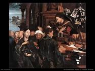 Van Reymerswaele, Marinus La chiamata di Mattia