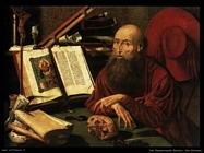 Van Reymerswaele, Marinus San Girolamo (seconda versione)