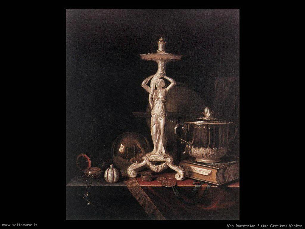 Van Roestraeten, Pieter Gerritsz Vanitas