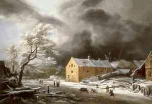 Opera di Van Ruysdael Jacob Isaackszon