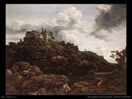 Castello Bentheim Van Ruysdael Jacob Isaackszon