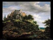 Vista del Castello di Bentheim Van Ruysdael Jacob Isaackszon