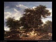 La grande quercia Van Ruysdael Jacob Isaackszon