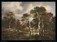 La caccia Van Ruysdael Jacob Isaackszon