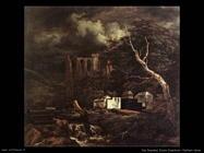 Cimitero ebraico Van Ruysdael Jacob Isaackszon
