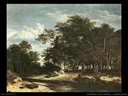 La grande foresta Van Ruysdael Jacob Isaackszon