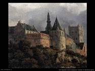 Castello di Bentheim (dettaglio) Van Ruysdael Jacob Isaackszon