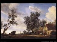 Fermata alla locanda Van Ruysdael Salomon