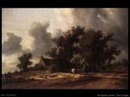 Dopo la pioggia Van Ruysdael Salomon