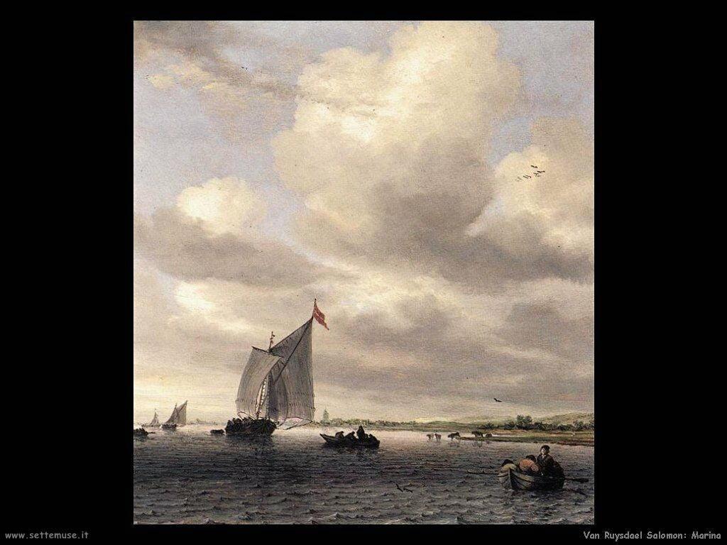 Marina Van Ruysdael Salomon