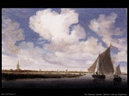 Barche a vela sul Wijkermeer Van Ruysdael Salomon