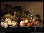 Van Schooten, Gerritsz Natura morta con frutta