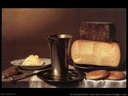 Van Schooten, Gerritsz Natura morta con brocca cinese