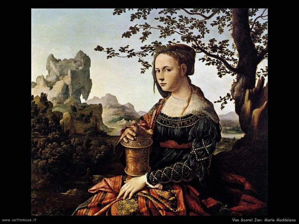 Van Scorel, Jan Maria Maddalena
