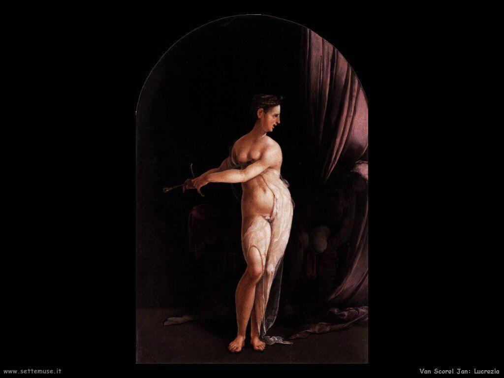 Van Scorel, Jan Lucrezia