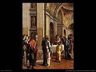 Van Scorel, Jan Presentazione di Gesù al tempio
