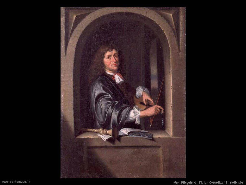 Van Slingelandt Pieter Cornelisz
