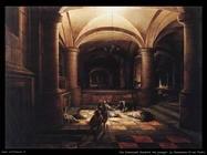 Van Steenwyck, Hendrick The Younger Liberazione di san Pietro